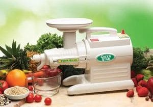 Extracteur de jus Greenstar GS1000